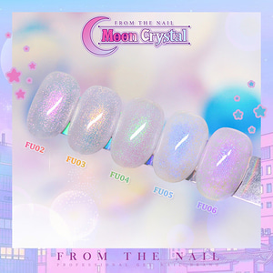 FROM THE NAIL 프롬더네일 MOONCRYSTAL GEL SET